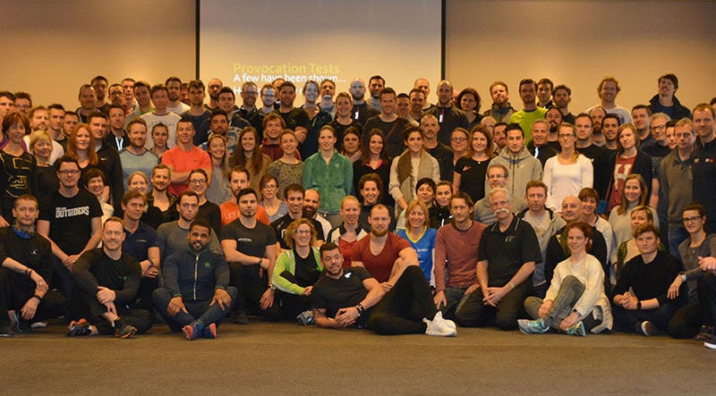 Group Photo, Clinical Course